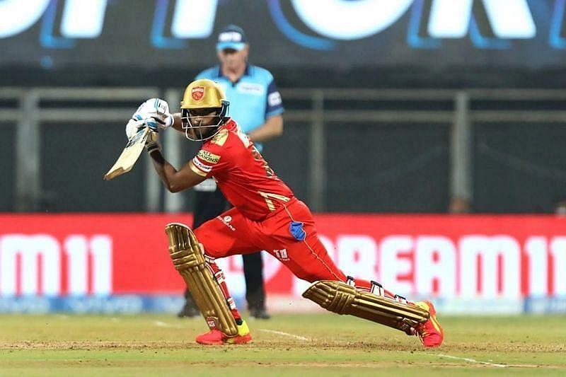 Nicholas Pooran is one of several out-of-form players in IPL 2021. Pic: IPLT20.COM