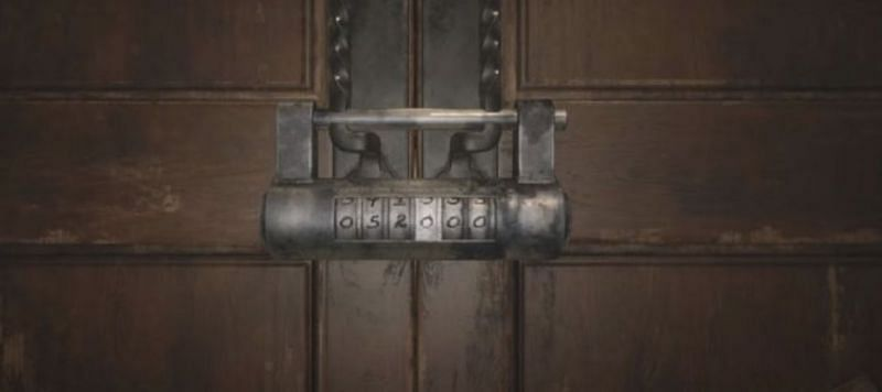 Full list of all combination lock codes in Resident Evil Village (Image via Collectorzh)
