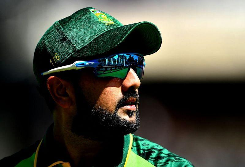 Tabraiz Shamsi (Credit: Getty Images)