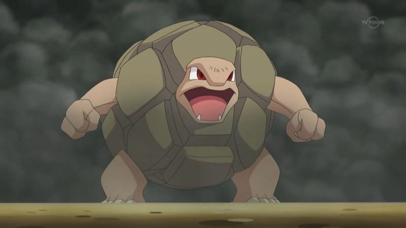 Golem (Image via The Pokemon Company