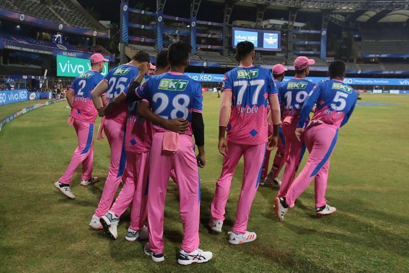 Rajasthan Royals. Pic: IPLT20.COM