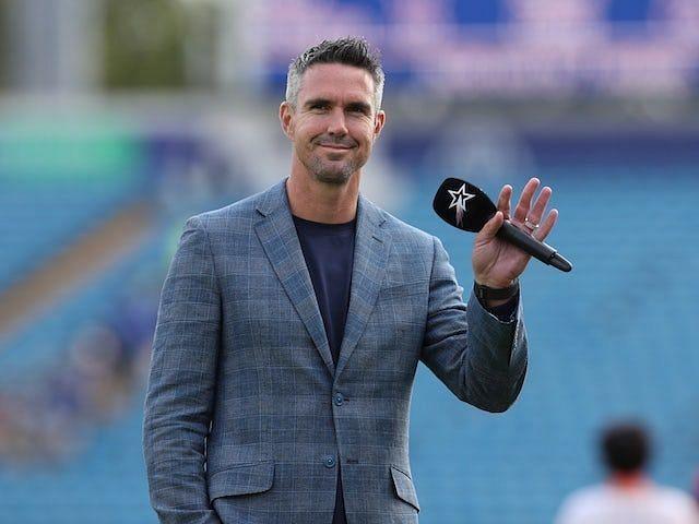 केविन पीटरसन आईपीएल में कमेंट्री का हिस्सा थे
