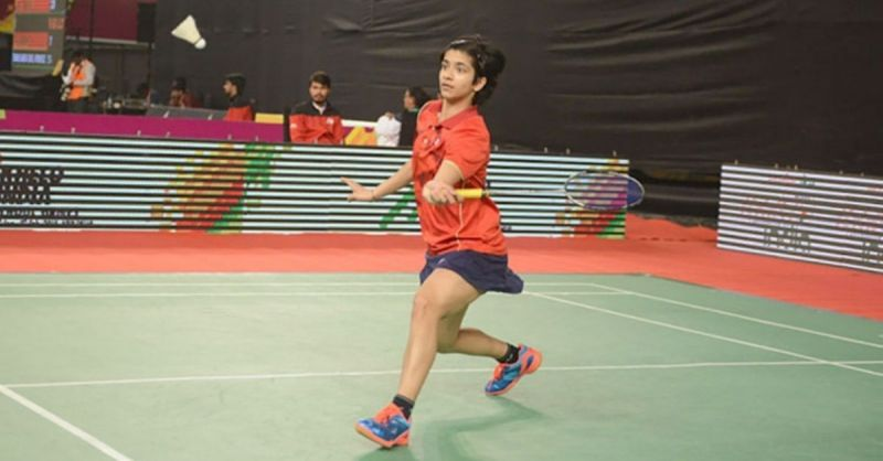 Nagpur native Malvika Bansod put up a tough fight against her more-experienced opponent at the Austrian Open
