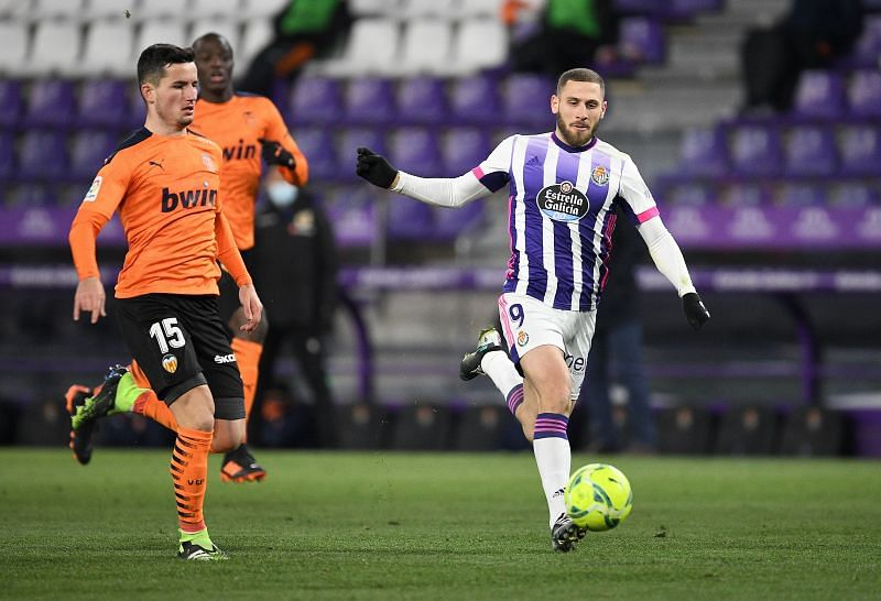 Real Valladolid take on Valencia this weekend