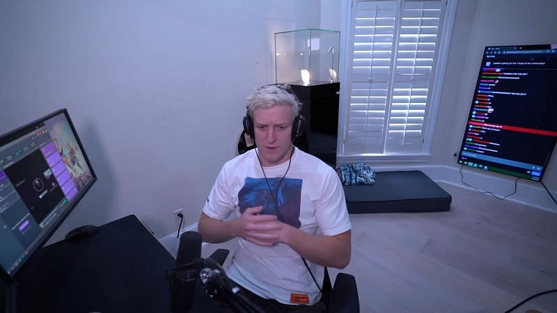 What are Tfue's Warzone keybinds and settings in 2021?