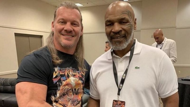 Jericho wants Tyson to wrestle in AEW!