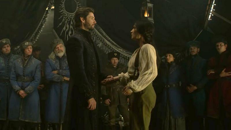 "epic fantasy series, ""Shadow and Bone""/ Image via Netflix"