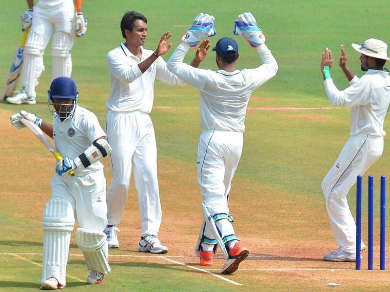 Swapnil Asnodkar saw his domestic career cut short in rather cruel fashion