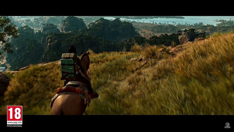 Horseriding in Far Cry 6 (Image via Ubisoft)