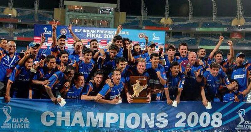 The Rajasthan Royals made an unprecedented run to the IPL 2008 title under Shane Warne