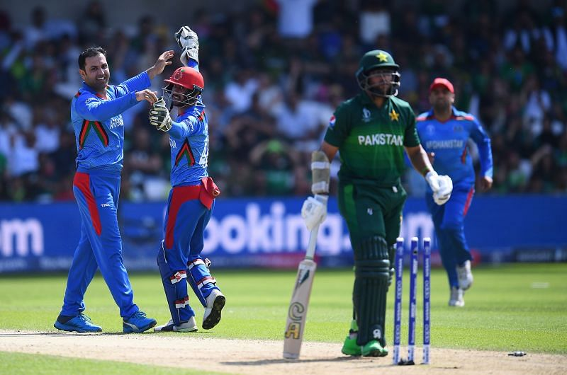 Mohammad Nabi has done well for Afghanistan in white-ball cricket