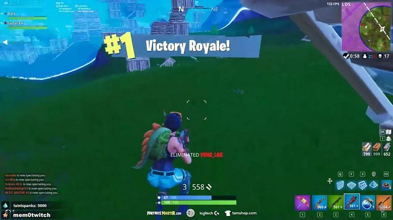 SypherPK and Dakotaz dominate the lobby as a team (Image via dakotaz)