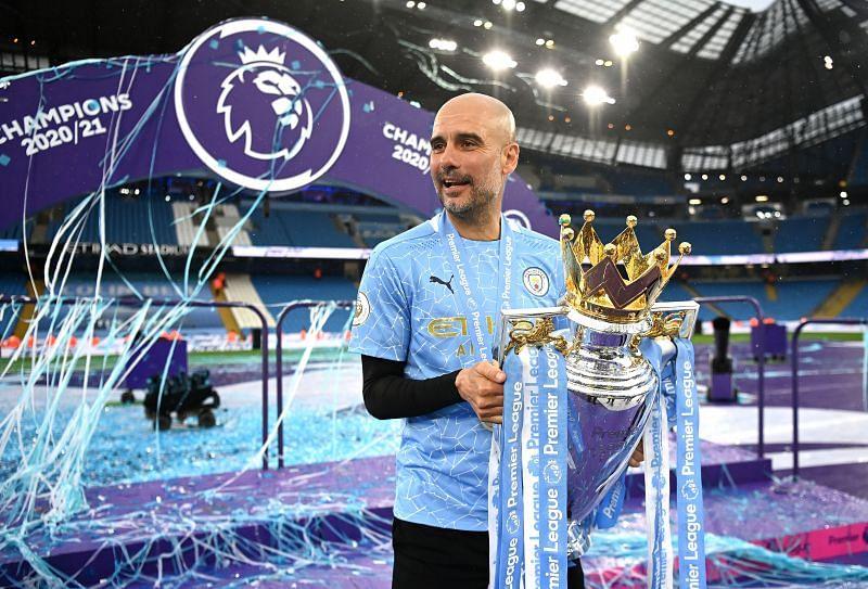 Domestic success is no longer enough for Manchester City