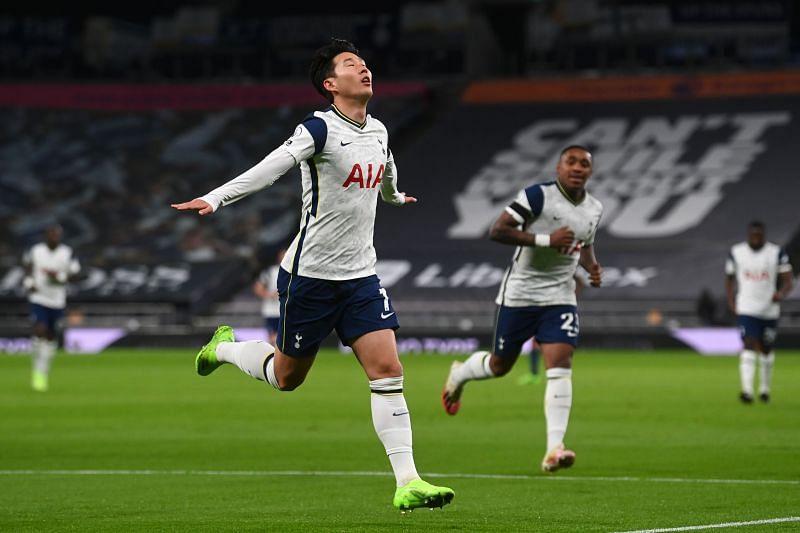Tottenham Hotspur forward Son Heung-Min has 16 goals in the Premier League this season
