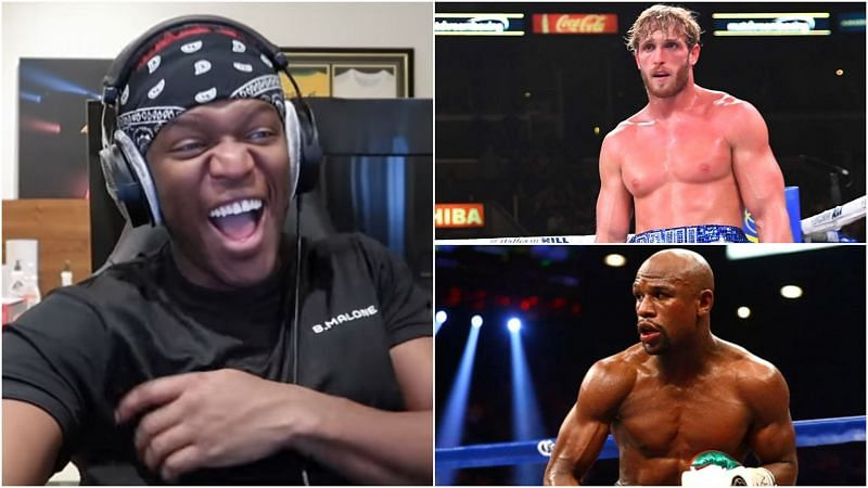 KSI recently shared his honest thoughts on Logan Paul Vs Floyd Mayweather