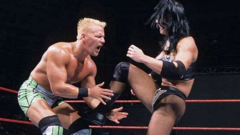 Jeff Jarrett joined WCW one day after leaving Vince McMahon