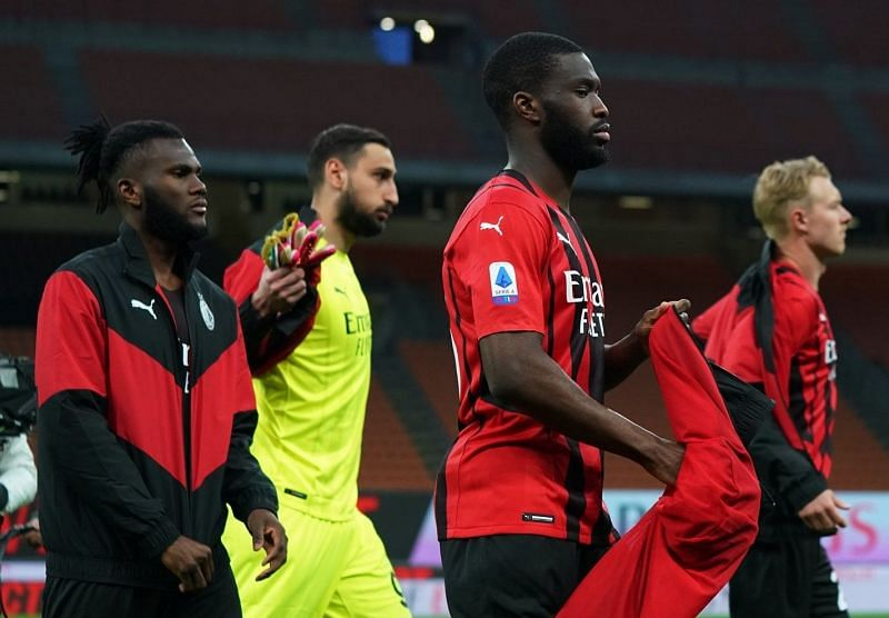 AC Milan were held to a goalless draw by Cagliari in Serie A
