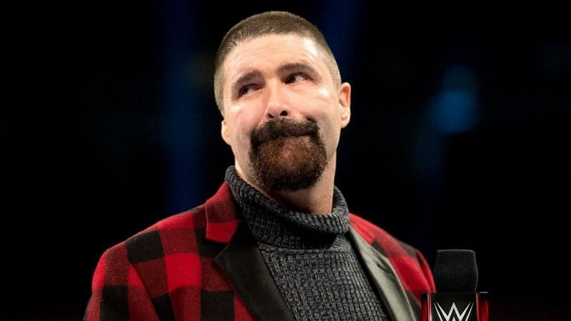 Mick Foley is one of WWE