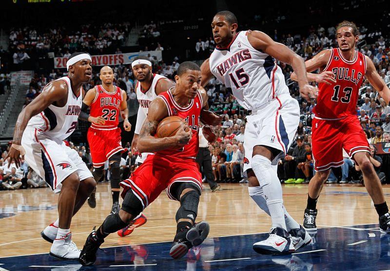 Chicago Bulls vs Atlanta Hawks - Game Three