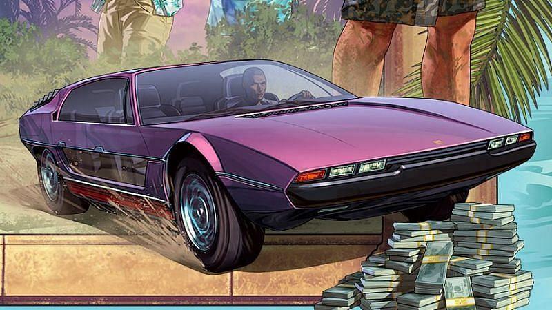 The Toreador appears slightly better ocver(Image via GTA Wiki)