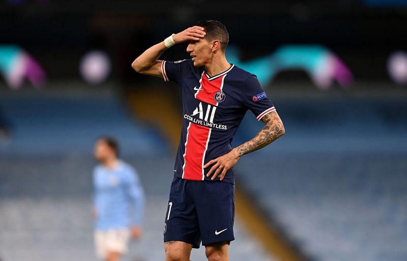 Manchester City v Paris Saint-Germain
