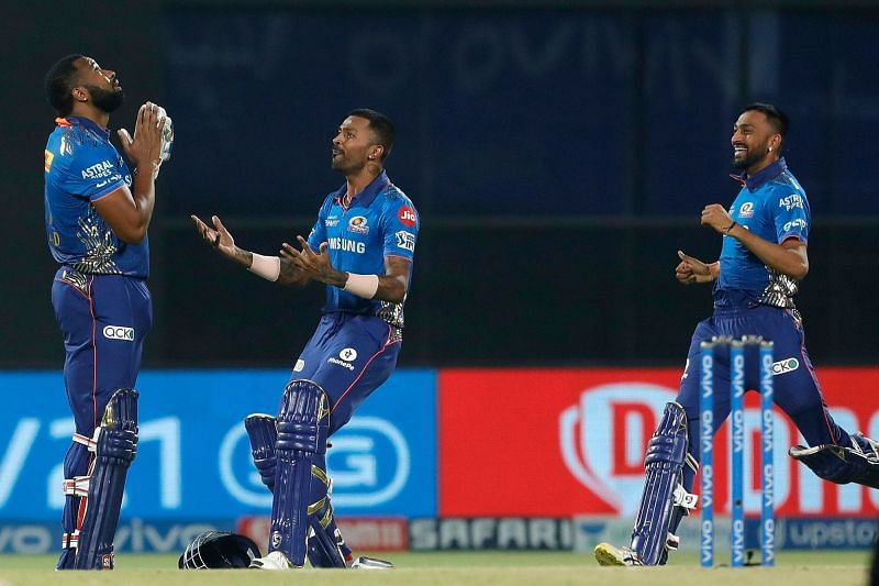 Mumbai Indians pulled off their highest successful run chase in IPL history (Image Courtesy: IPLT20.com)