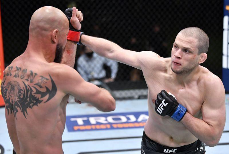 Alex Morono looked excellent in his win over UFC veteran Donald Cerrone.