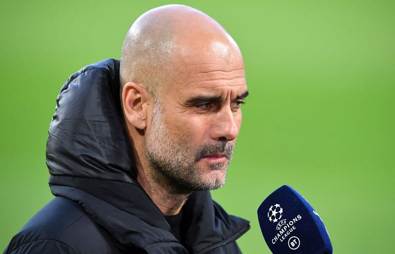Pep Guardiola is one of the best managers in the world.