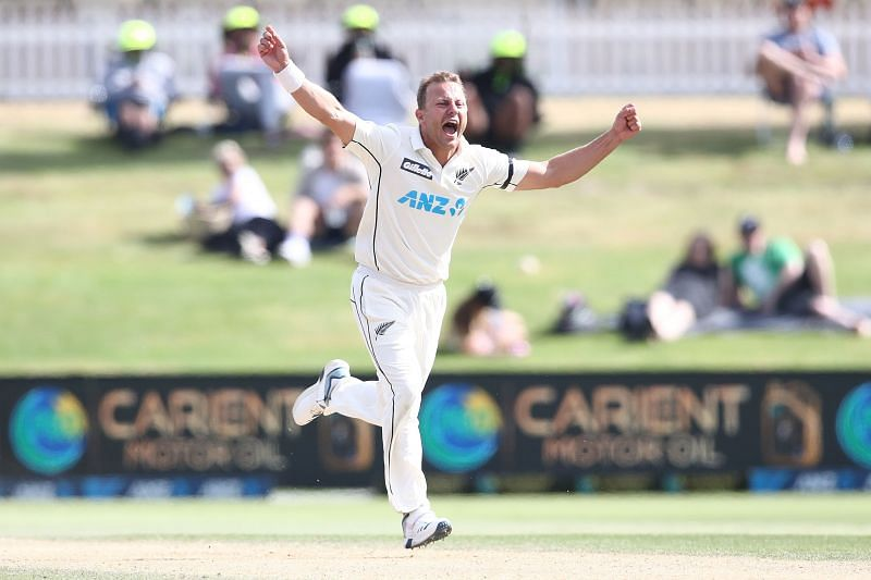Neil Wagner was the first New Zealand bowler to dismiss Virat Kohli three times in Tests