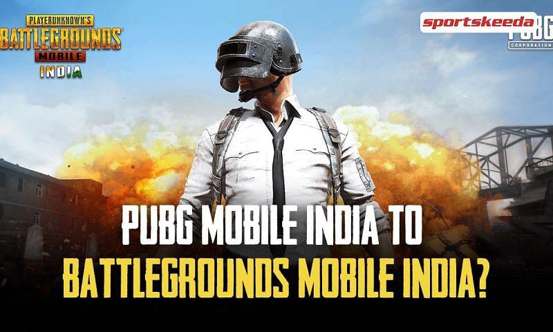PUBG Mobile India renamed to Battlegrounds Mobile India? (Image via Sportskeeda)
