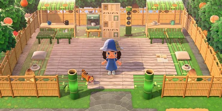 Players can finally customize fences (Image via Animal Crossing world)