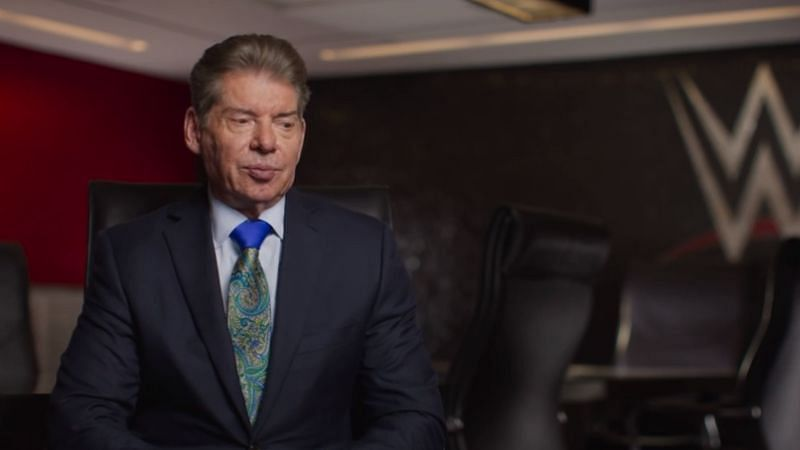 Vince McMahon stripped RVD of two titles in 2006
