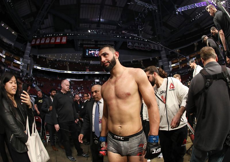 Dominick Reyes looks forward to returning to the UFC octagon