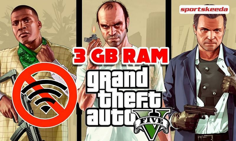 Offline Android games like GTA 5 for 3 GB RAM devices