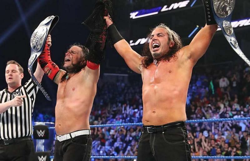 The Hardy Boyz is a decorated tag-team