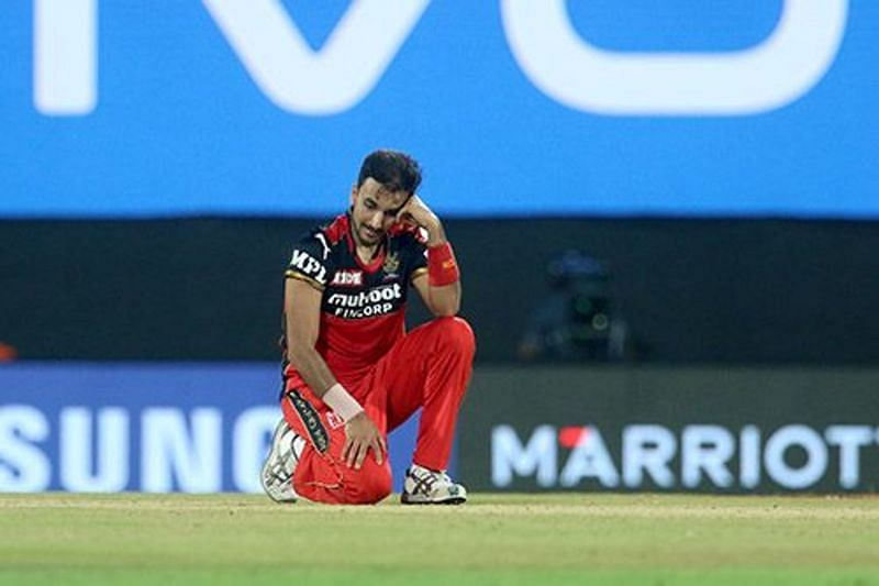 Harshal Patel has been RCB