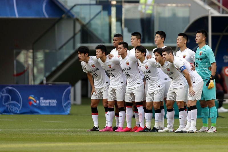 Shanghai Port FC will take on Dalian Pro on Sunday