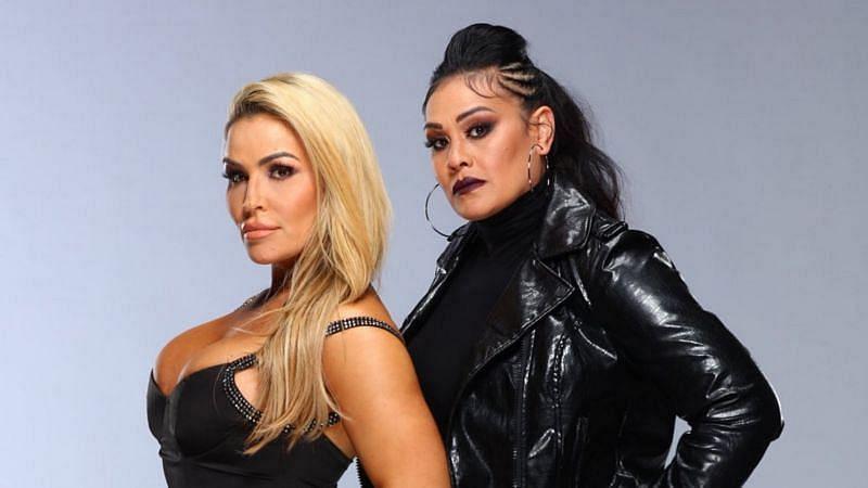 Natalya and Tamina are the new Women
