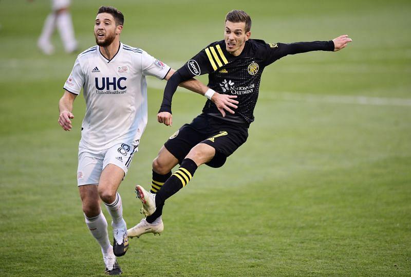 FC Cincinnati take on New England Revolution on Saturday
