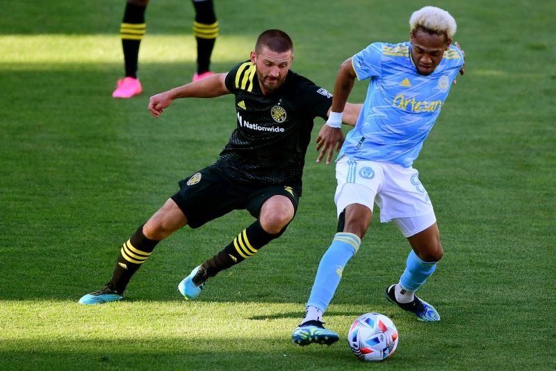 Columbus Crew have a depleted squad