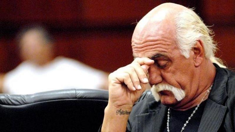 Hulk Hogan has been through hard times