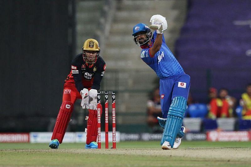 Ajinkya Rahane has lost his place in the Delhi Capitals playing XI (Image Courtesy: IPLT20.com)