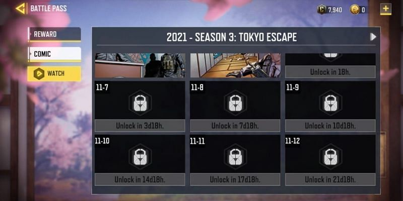 Major expectations from future episodes of COD Mobile