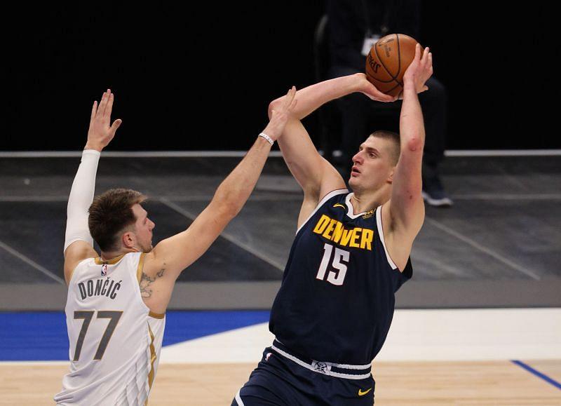 Nikola Jokic has led the NBA MVP race for most of the season.