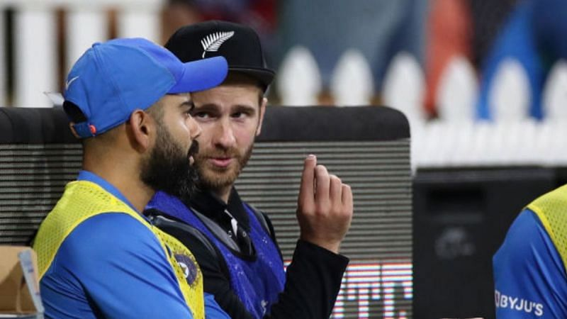 Virat Kohli and Kane Williamson have continued to share great camaraderie off the field.