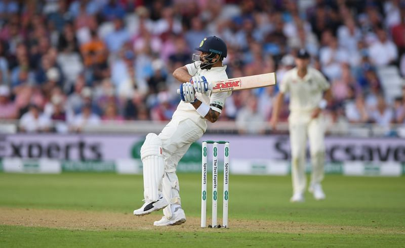 Virat Kohli almost scored 600 runs in the 2018 tour of England.