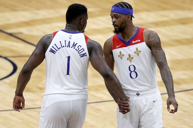 ZIon Williamson has been the New Orleans Pelicans