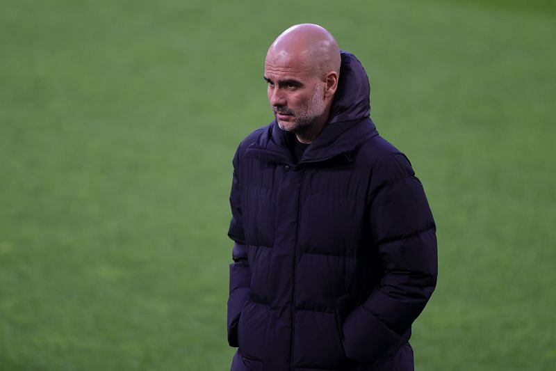 Pep Guardiola has taken Manchester City to the final of the UEFA Champions League