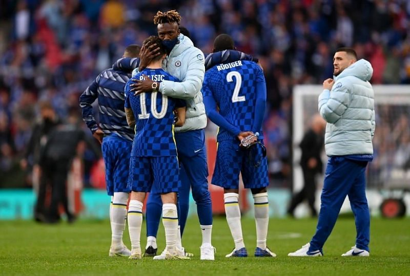 Thomas Tuchel's Chelsea lost 0-1 to Leicester City in the FA Cup final