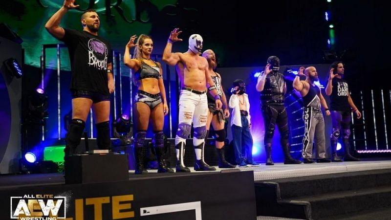 The Dark Order has been without a leader since the passing of Brodie Lee